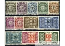 Taxe 1946/57