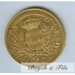 100 Francs OR Albert 1er de Monaco 1895A