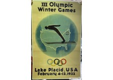 III° Jeux Olympique d'hiver Lake Placid 1932