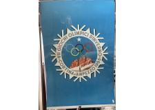 7 eme JO d'hiver Cortina 1956 FLOCON