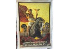 XX° Aniversaire jeux olympique