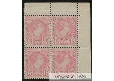 1885 MONACO N°5 TIMBRE POSTE PRINCE CHARLES III xx