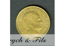 20 CENTIMES DE MONACO 1962