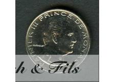 1/2 FRANC DE MONACO 1979
