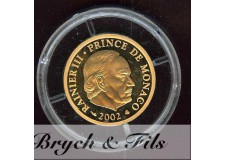 Coffret 20 euro OR 2002