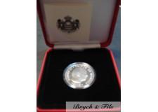 Euros de Monaco Brillant Universel de Monaco 5 € 2008 Argent S.A.S. Albert II