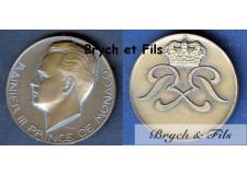 AVENEMENT DU PRINCE RAINIER III  1949