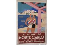 La Plage de Monte Carlo Beach