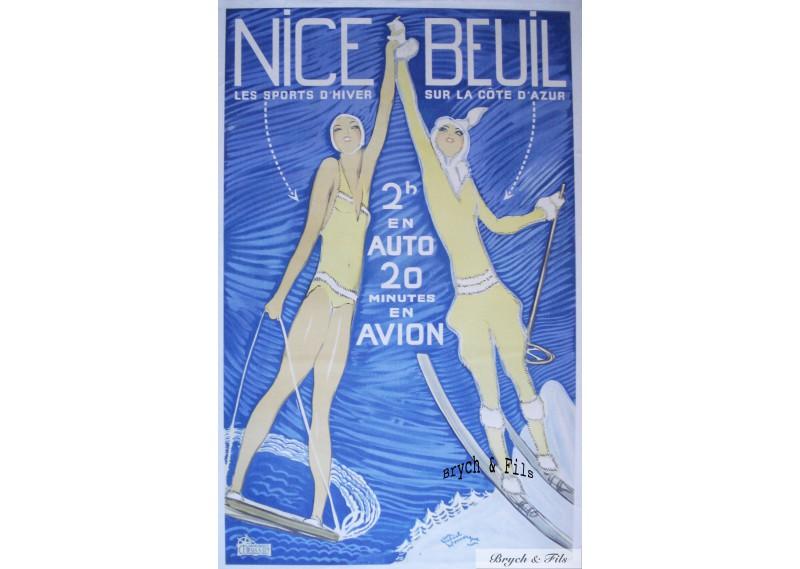 Nice - Beuil