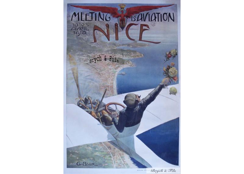 Meeting Aviation Nice 1910