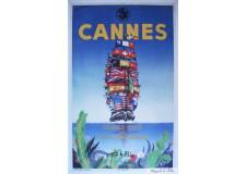 Cannes Rendez-vous de l'élite mondiale 1950