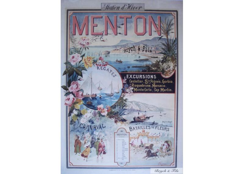 Menton Station d'hiver