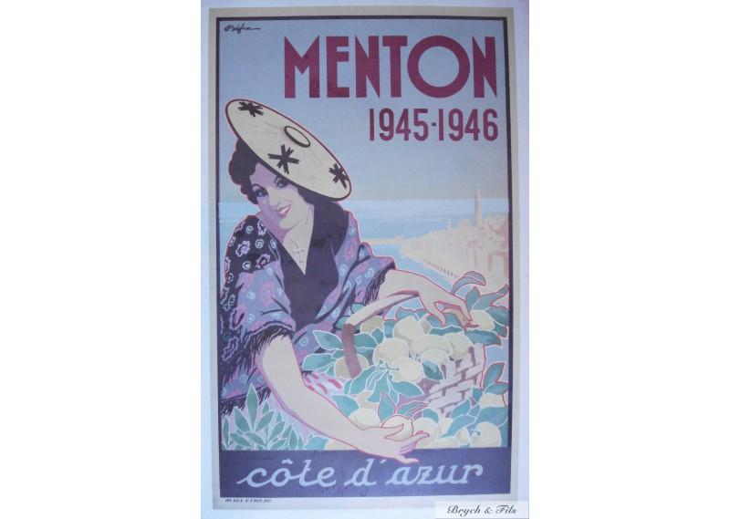 Menton 1945 - 1946
