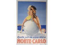 Quelle joie de vivre l'été à Monte-Carlo