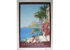 La Cote D'Azur et Le Cap Martin