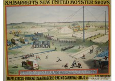 S.H.Barretts New United Monster Shows