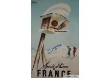 Sports d'Hiver en France