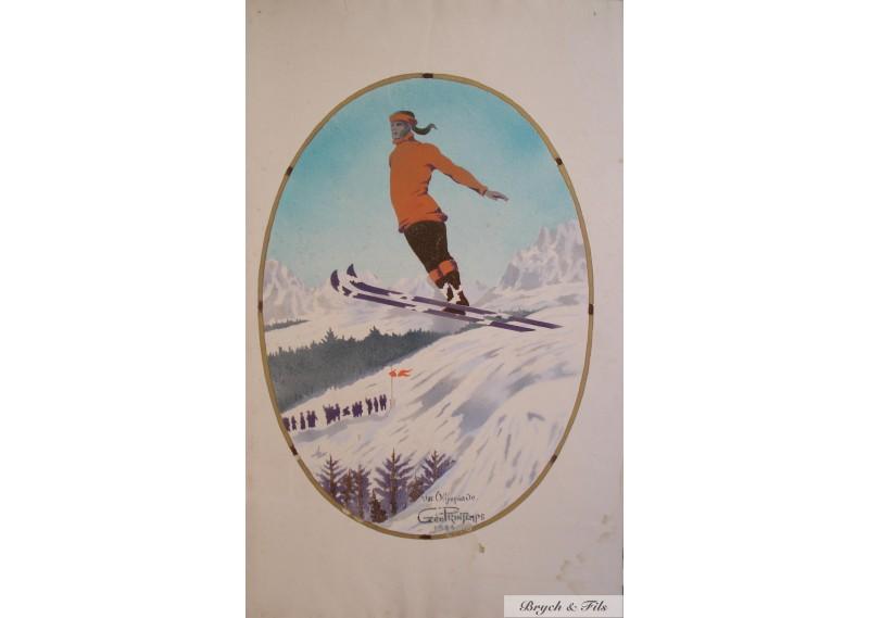 Saut de Skieur