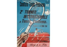 2° Torneo Internationale di Tennis