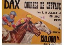 Dax Courses de Chevaux