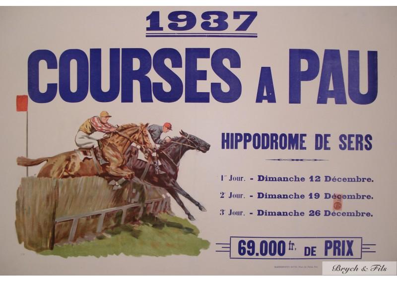 Course à Pau
