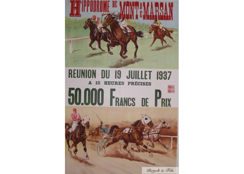 Hippodrome de Mont de Marsan