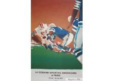 La semaine Sportive Américaine A Paris
