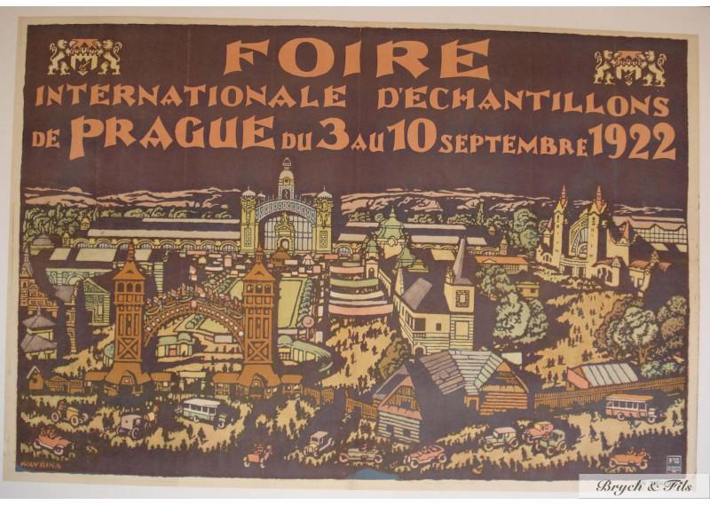 Foire Internationale d'Echantillon de Prague
