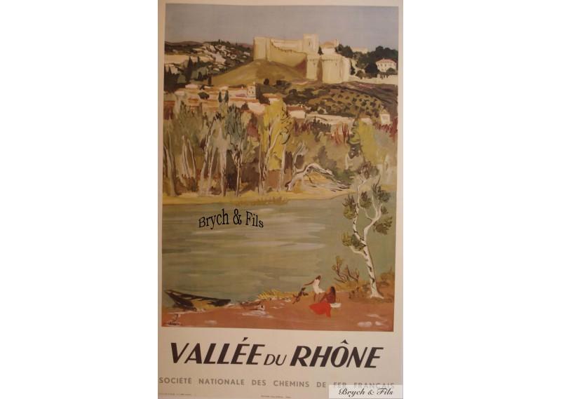 Vallée du Rhone
