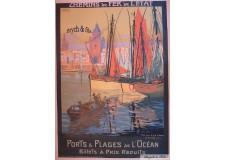 Ports & plages de l'Océan