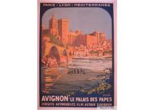Avignon Le Palais des Papes