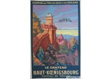 Le château de Haut-Koenigsbourg