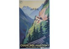 Chamonix Martigny