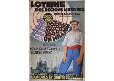 Loterie des Régions Libérées contre le Chômage