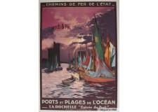 Port et Plages de l'Océan
