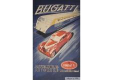 BUGATTI AUTOMOBILES AUTORAILS