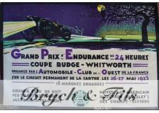 24 Heures du Mans 1923 1er Grand Prix d'Endurance
