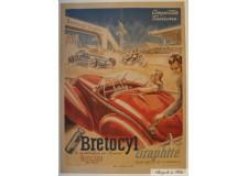 Bretocyl Graphité