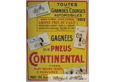 Pneus Continental
