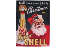 Christmas on Super Shell