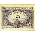 Bank Note of Monaco