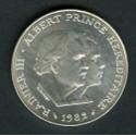 New Francs of Monaco