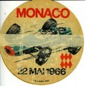 Stickers Grand Prix of Monaco