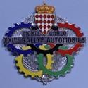 Badges Rallye Monaco