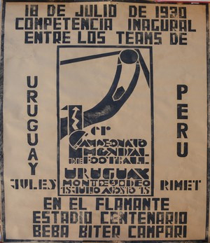 1° Cup of the World Foot 1930